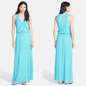 Joie Jaylen Faux Wrap Maxi Dress